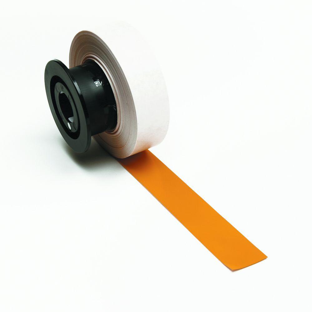 MiniMark Industrial Printer General Purpose 1.125 in. x 110 ft. Vinyl Yellow Tape