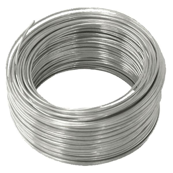 110 ft. 25 lb. Galvanized Steel Wire