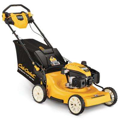 SC900 23 in. 196 cc Engine with High Rear-Wheel Drive 3-in-1 Gas Self Propelled Walk Behind Lawn Mower