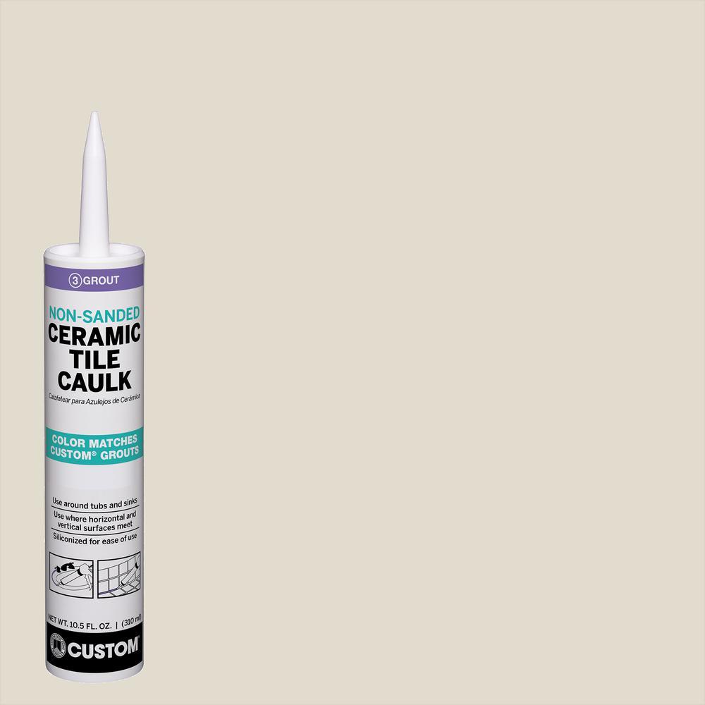 Polyblend #11 Snow White 10.5 oz. Non-Sanded Ceramic Tile Caulk