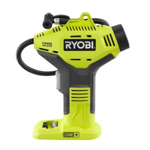 Ryobi 18-Volt ONE+ Cordless Power Inflator (Tool-Only)-P737 - The Home Depot