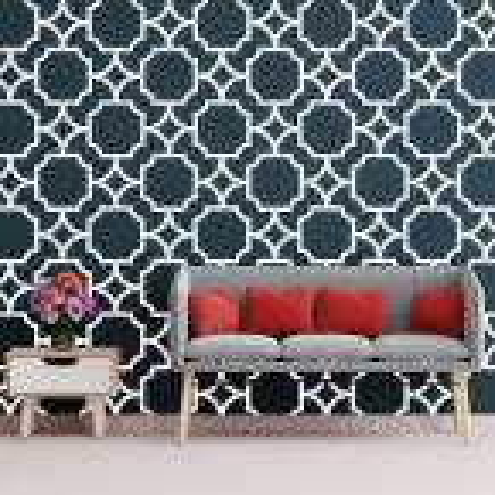 3/8 in. x 28-1/2 in. x 15-3/4 in. Medium Anderson White Architectural Grade PVC Decorative Wall Panels