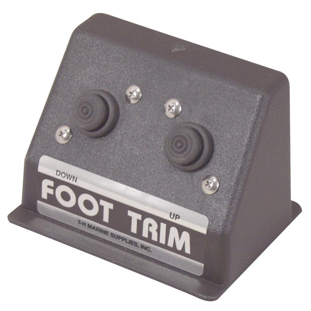 Hot Trim Foot Control Switch