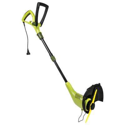 4.5 Amp Corded Electric Stringless 2-in-1 Trimmer/Edger