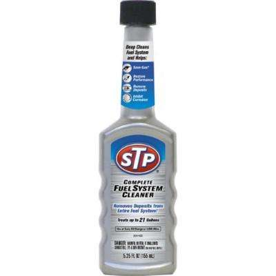 5.25 fl. oz. Complete Fuel System Cleaner