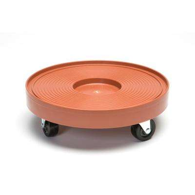 12 in. Plant Dolly Terra Cotta