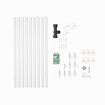 1/2 in. x 12 ft. Professional PVC Misting Kit