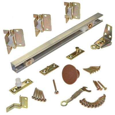 170A Series 36 in. 2-Panel Bi-Fold Door Hardware for 18 in. Panels