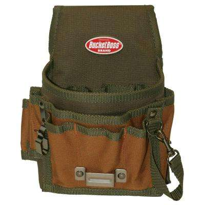 6.5 in. Tool Pouch with Flap Fit