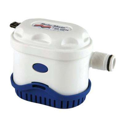 Automated Bilge Pump - 750 GPH