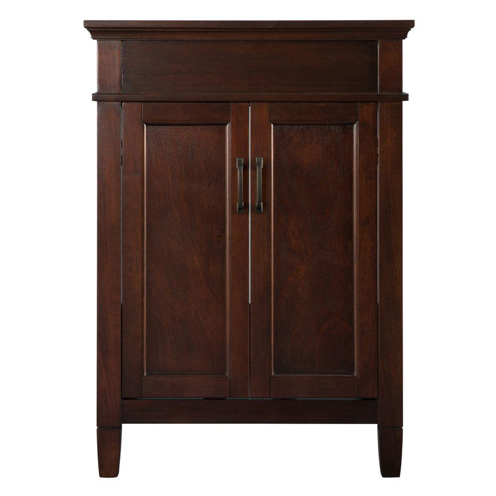 Foremost ashburn 24 in w bath vanity cabinet only in for Foremost home
