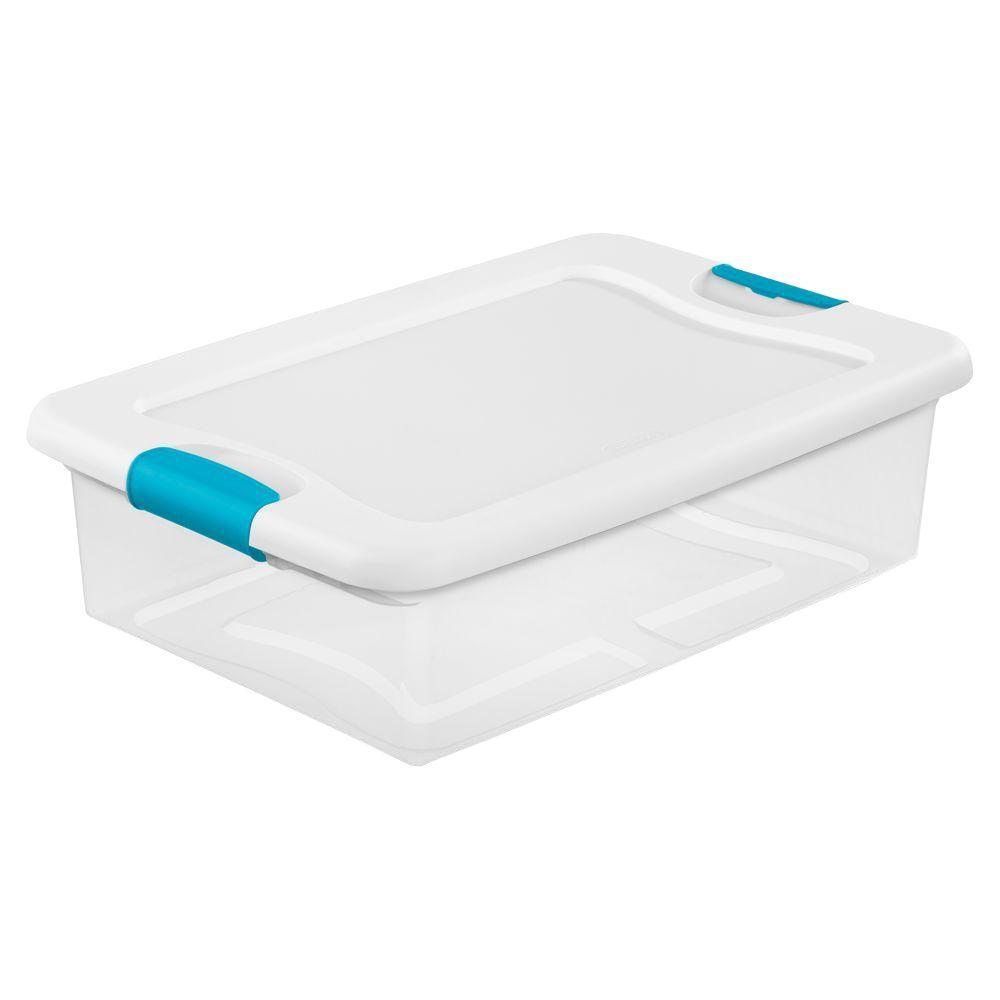 Sterilite 32 Qt. Latching Storage Box-14968006