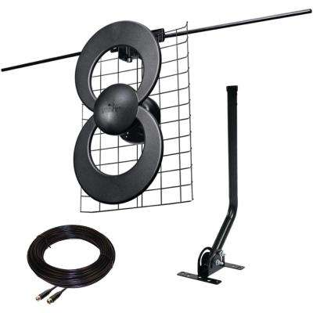 Clearstream 2-V Complete Long-Range UHF/VHF Antenna