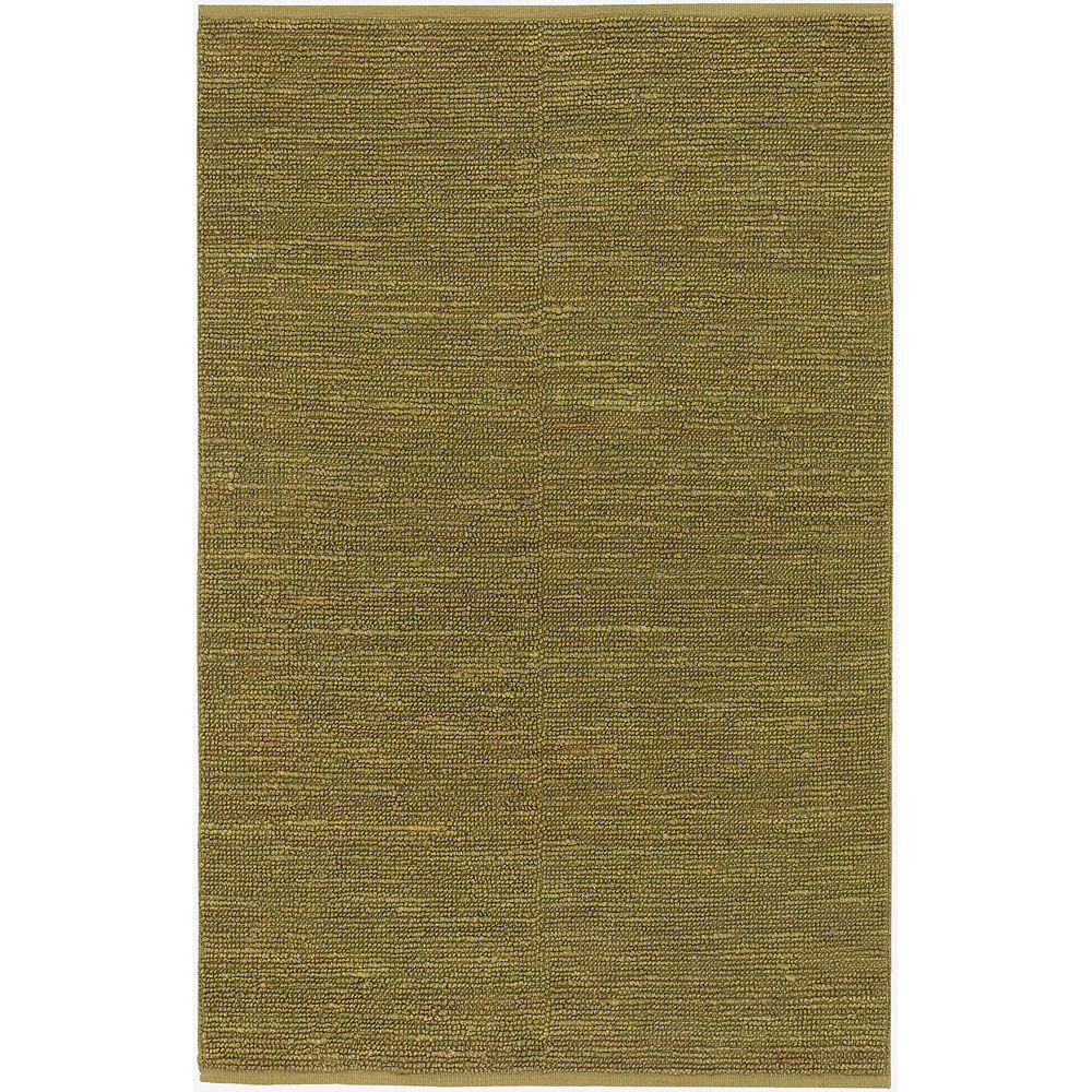Rio Lime Green 5 ft. x 8 ft. Area Rug