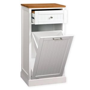 Emaster Microwave Kitchen Cart With Hideaway