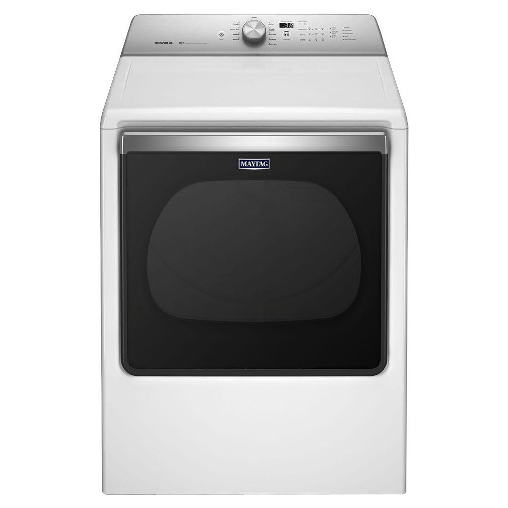 Maytag 8.8 cu. ft. Electric Dryer in White
