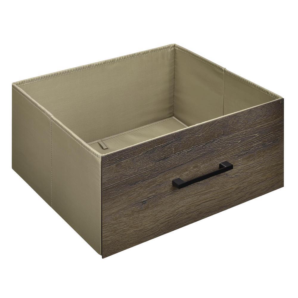 Woodbridge Sonoma Mocha Oak Bookcase