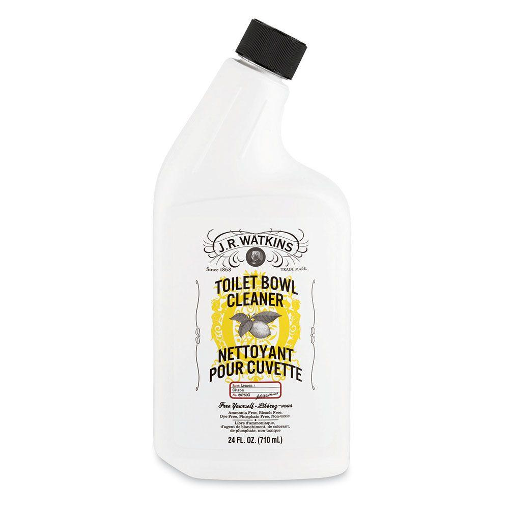 J.R. Watkins Lemon Toilet Bowl Cleaner