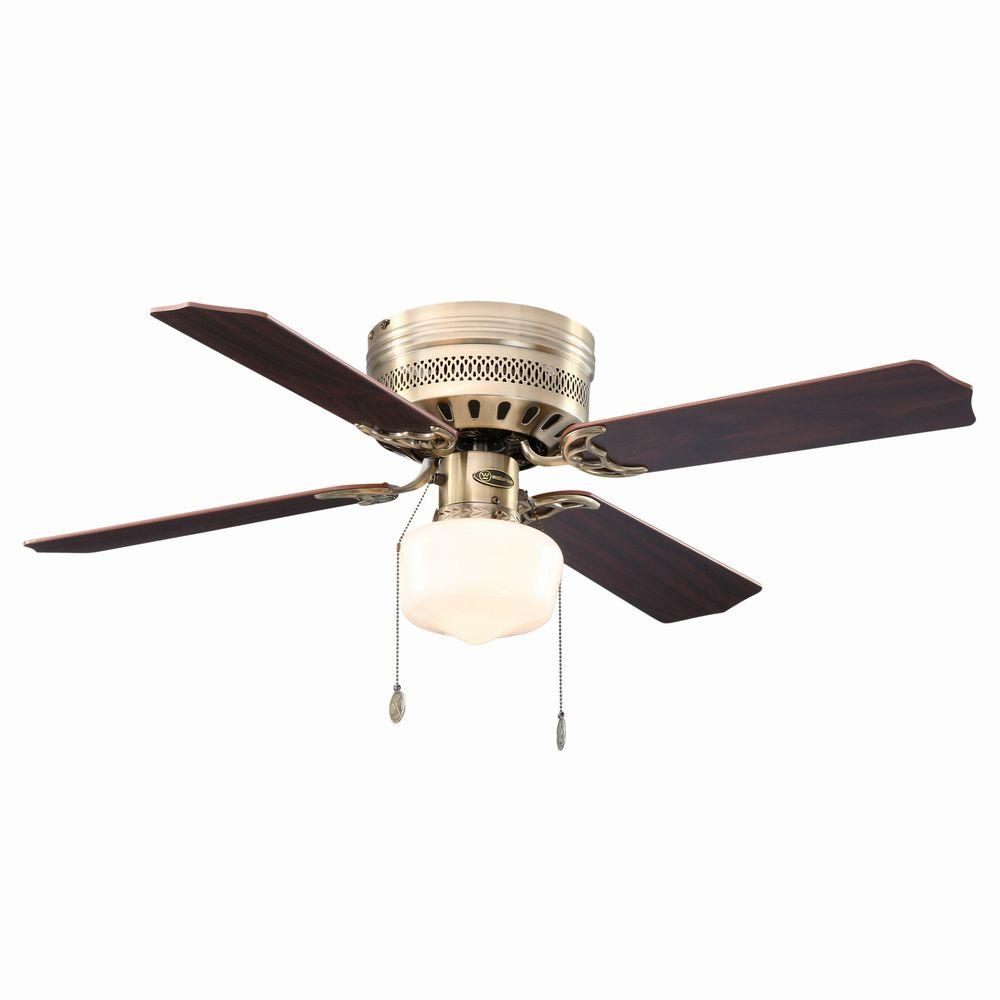 casanova supreme 42 in antique brass ceiling fan