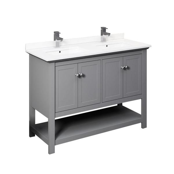 Bathroom Double Bowl Vanity