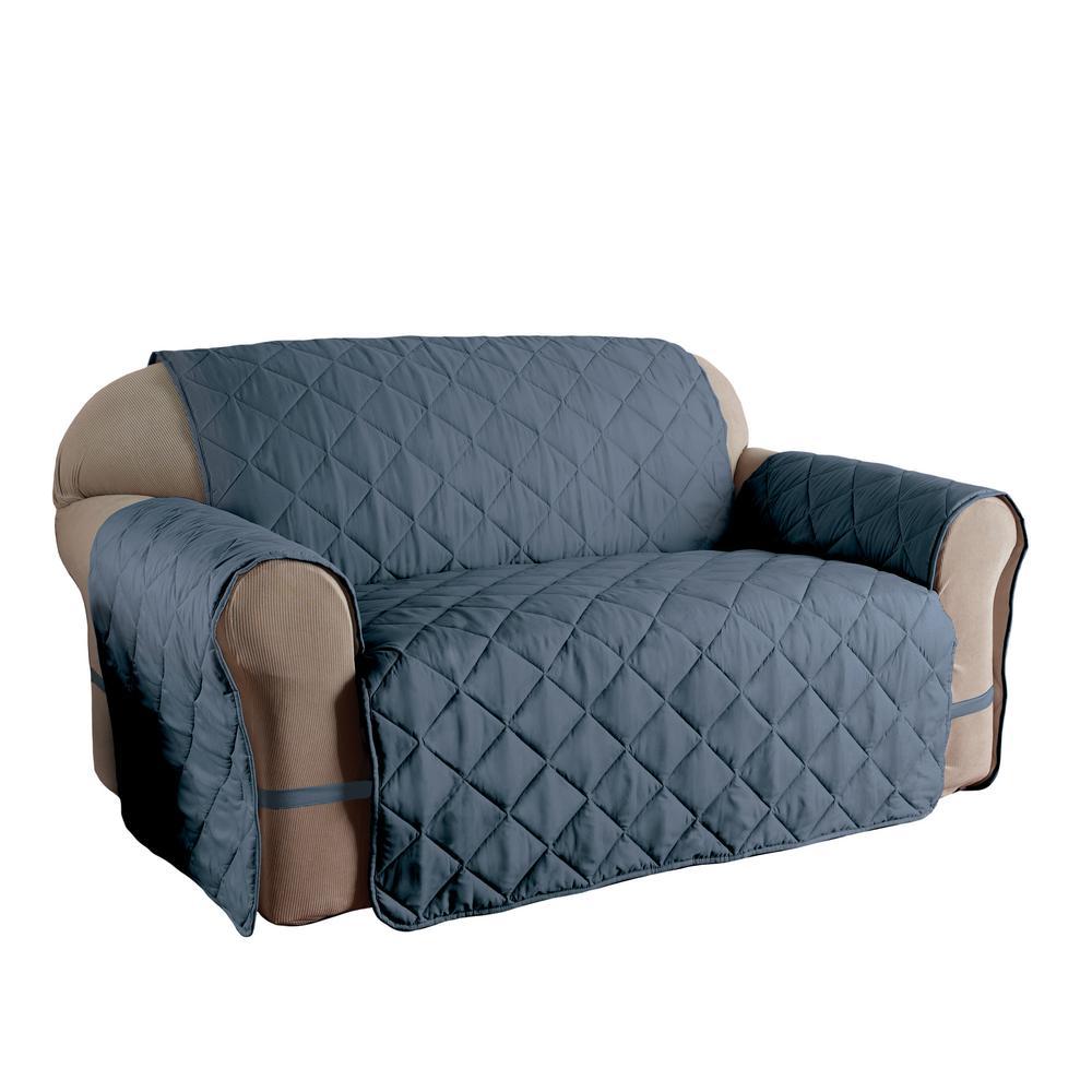 Sofa - Slipcovers - Living Room Furniture - The Home Depot