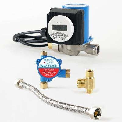 Aqua-Flash Instant Hot Water Recirculation Valve