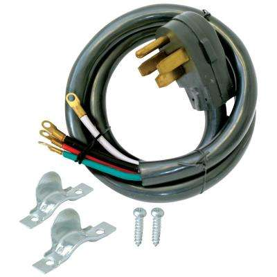 4 ft. 6/4 4-Wire Electric Range Cord