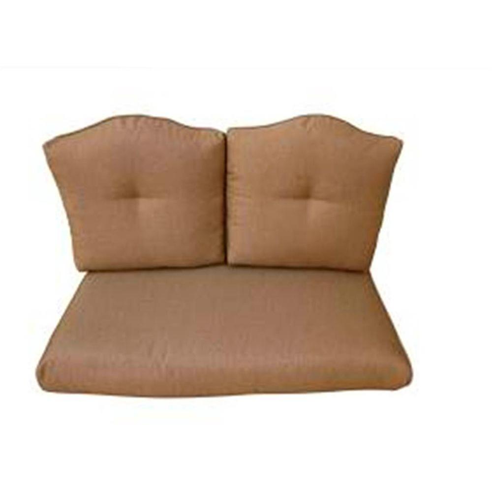 Martha Stewart Living Miramar II Replacement Outdoor Loveseat Cushion