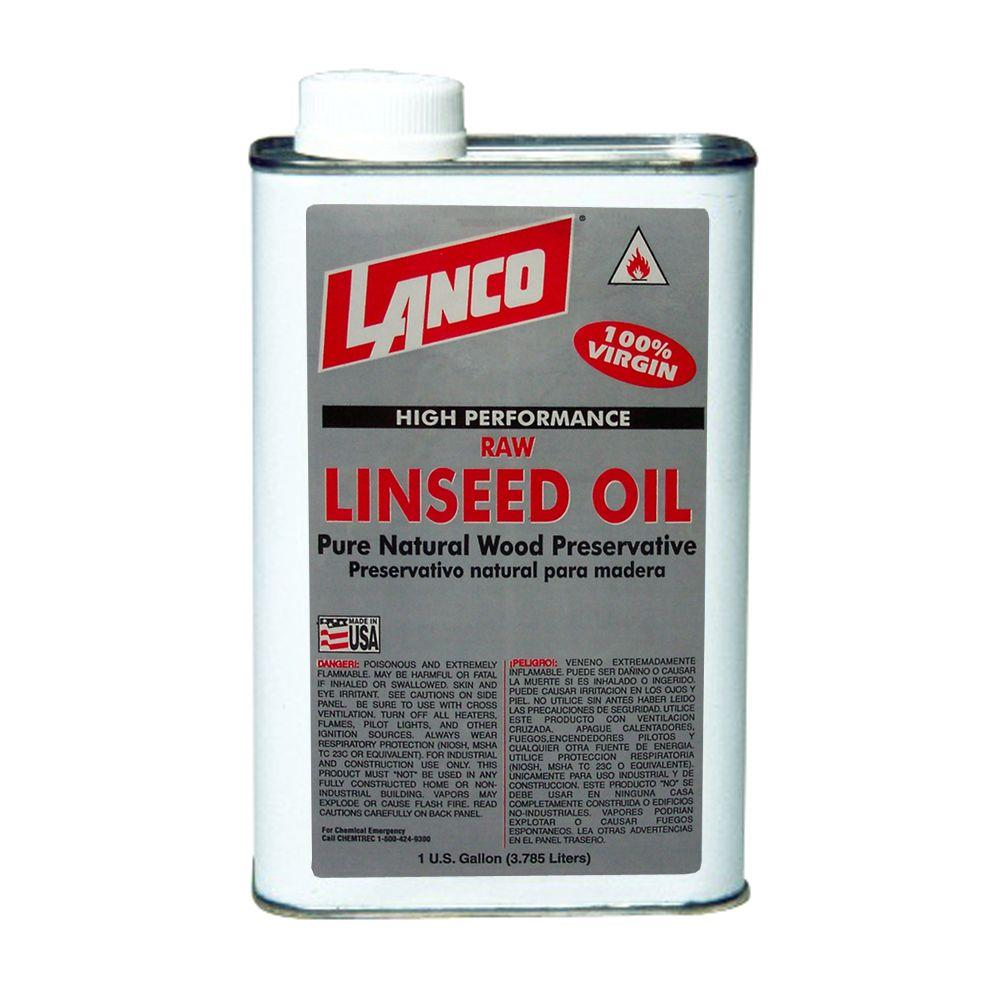 1 Qt. Linseed Oil