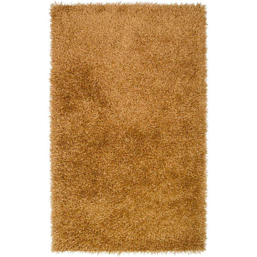 Home Decorators Collection Glitzy Gold 9 ft. x 12 ft. Area Rug