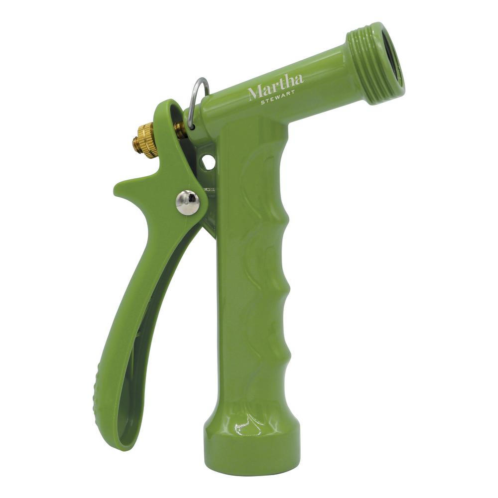 Heavy-Duty Metal 5.5 in. 3-Pattern Classic Trigger Nozzle