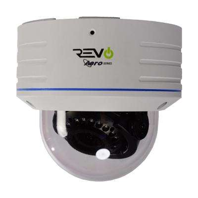 Aero HD 1080p Indoor/Outdoor Dome Camera