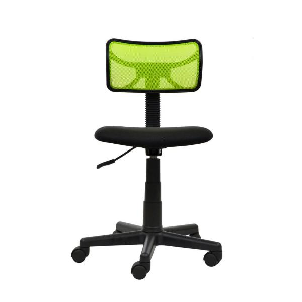 Techni Sport Lime Student Mesh Task Office Chair Rta M101 Lm The Home Depot