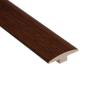 Teak Huntington 3/8 in. Thick x 2 in. Wide x 78 in. Length Hardwood T-Molding