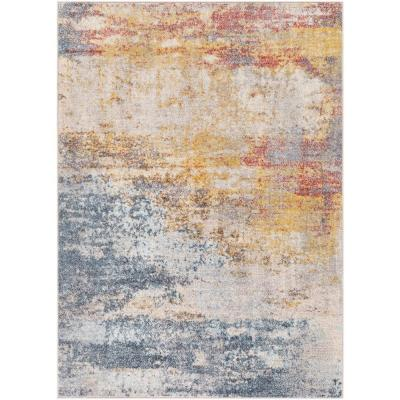 Ivy Blue 5 ft. 2 in. x 7 ft. Area Rug