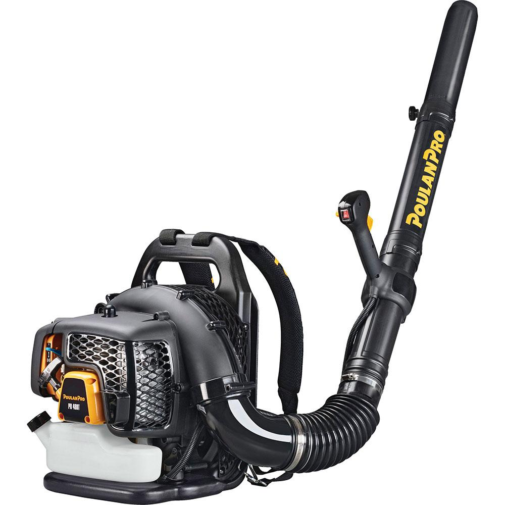 Poulan Pro PR48BT 200 MPH 475 CFM 48cc Gas Backpack Blower