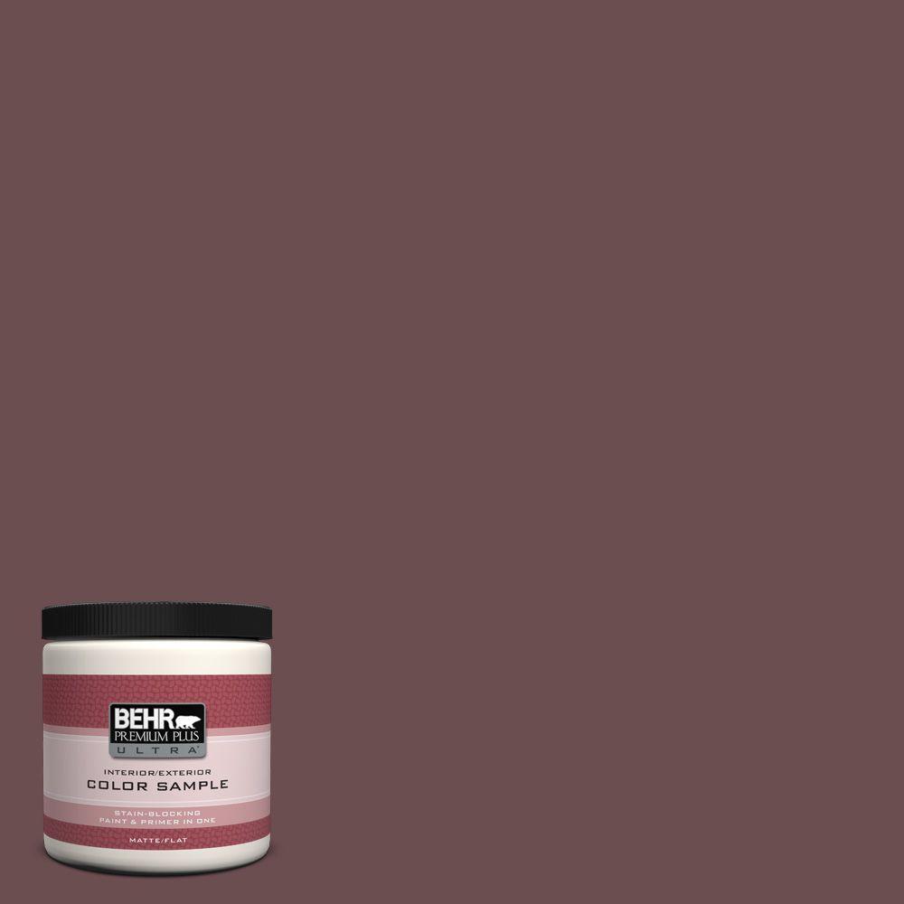8 oz. #130F-7 Semi Sweet Interior/Exterior Paint Sample