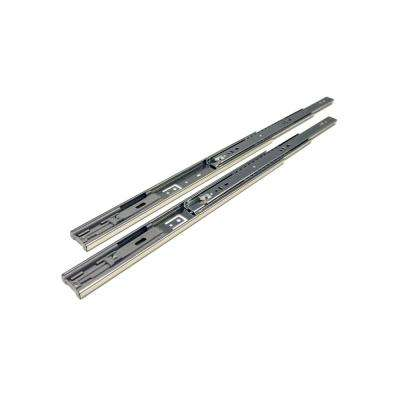 18 In Soft Close Ball Bearing Full Extension Drawer Slide