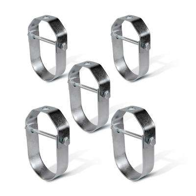 6 in. Clevis Hanger for Vertical Pipe Support in Standard Electro Galvanized Steel (5-Pack)