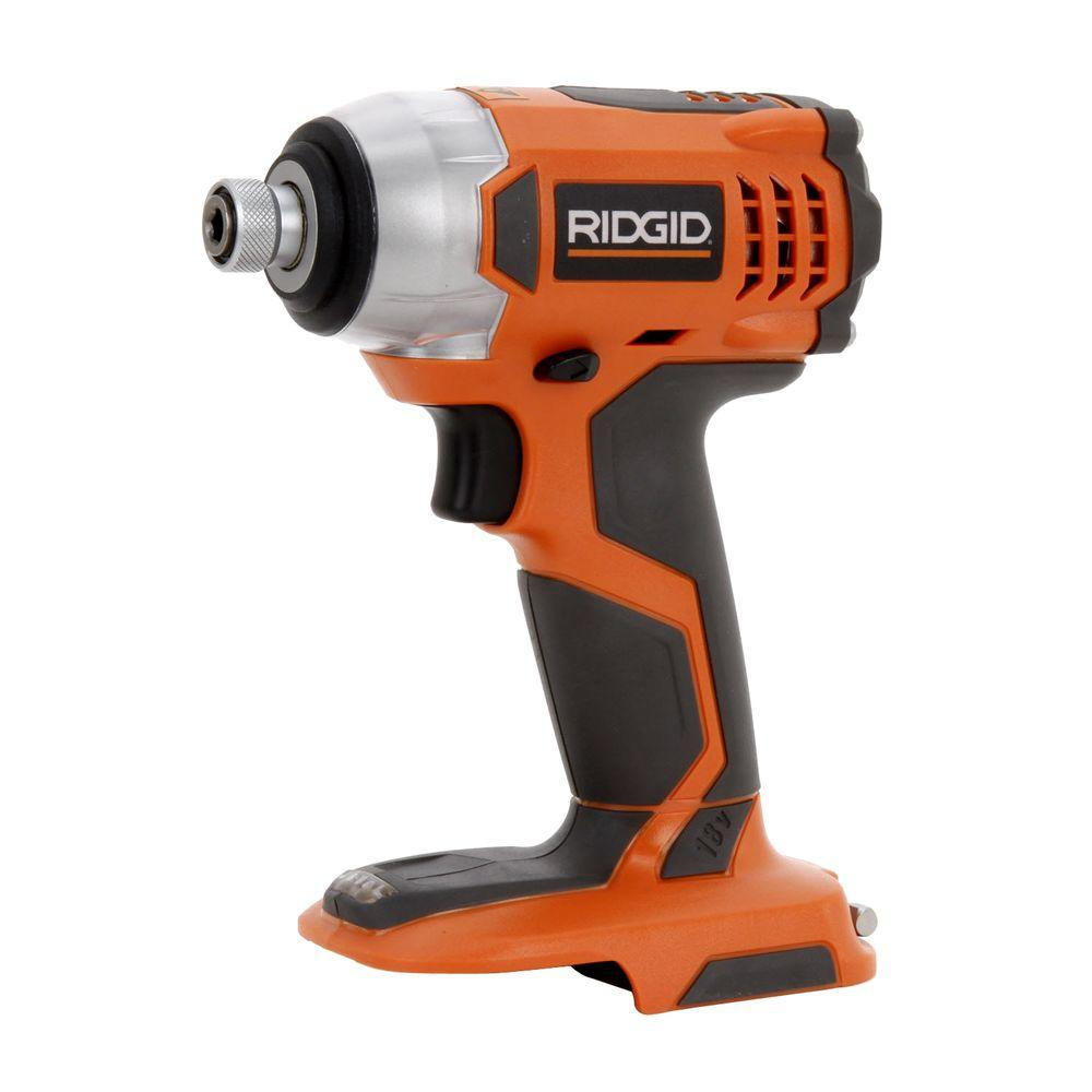 RIDGID X3 Compact Impact Driver (Tool Only)