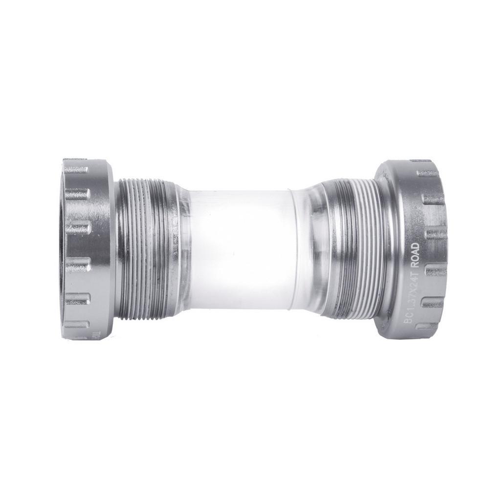 Neco 68 x 127.5 mm SRQ//JIS Nylon//Steel Sealed Cartridge Bottom Bracket ENG with Bolts