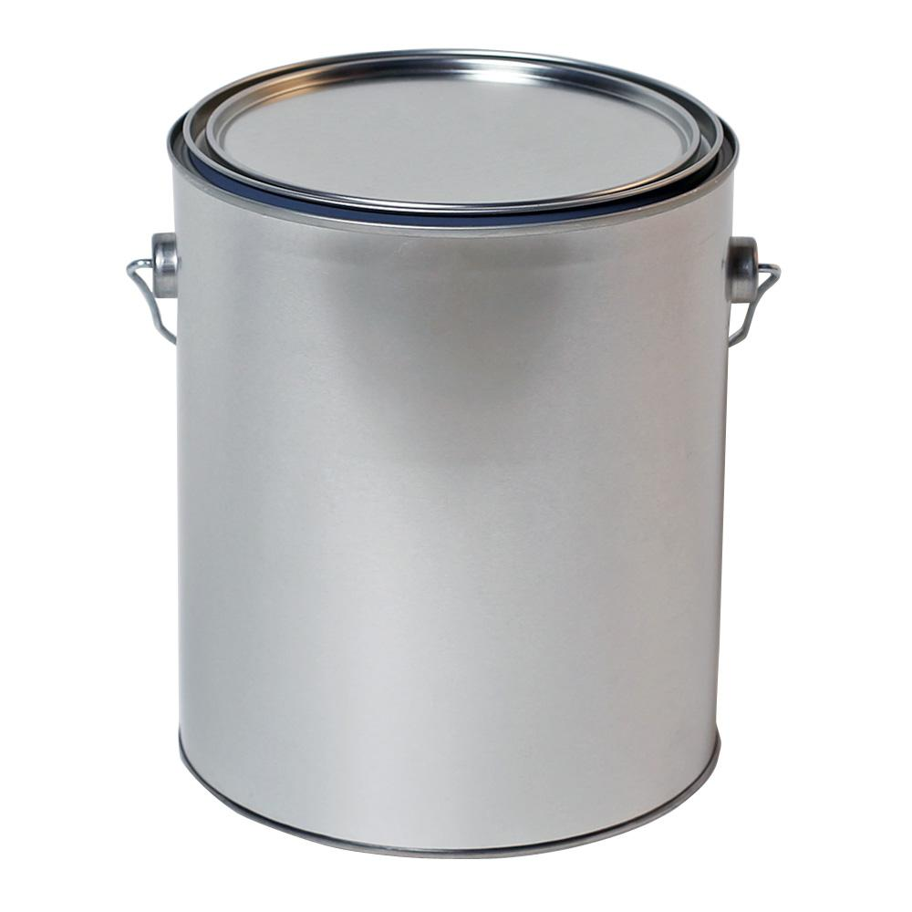 1 Gal Metal Paint Bucket And Lid