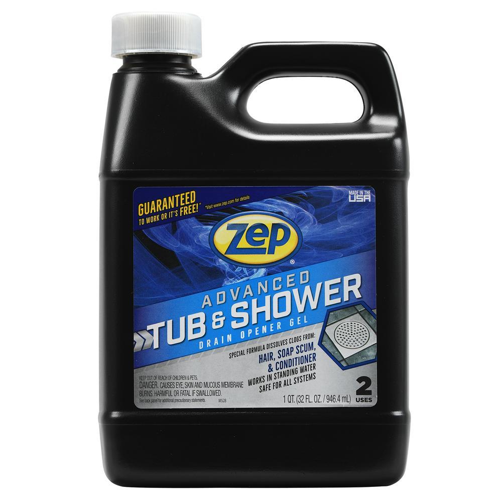 ZEP 32 oz. Advanced Tub and Shower Drain Opener