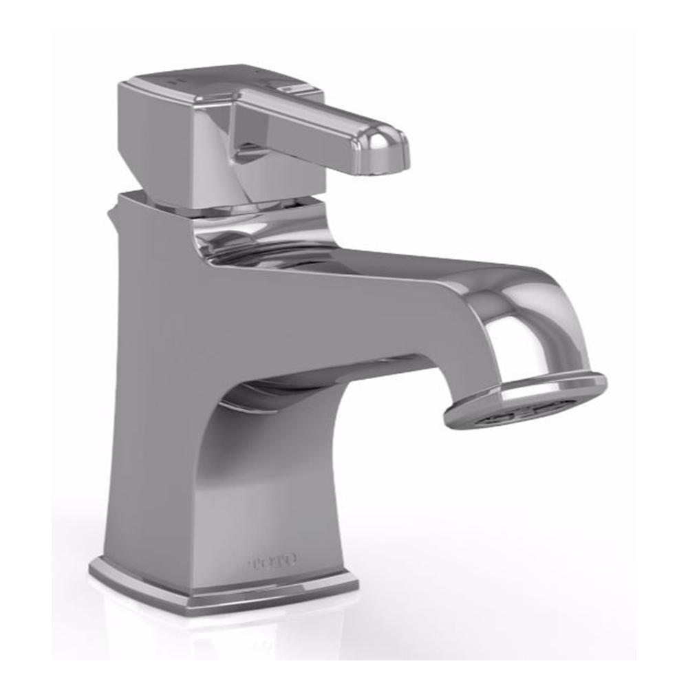 Toto Connelly Single Hole Single Handle Bathroom Faucet In Polished Chrome Tl221sd Cp The Home