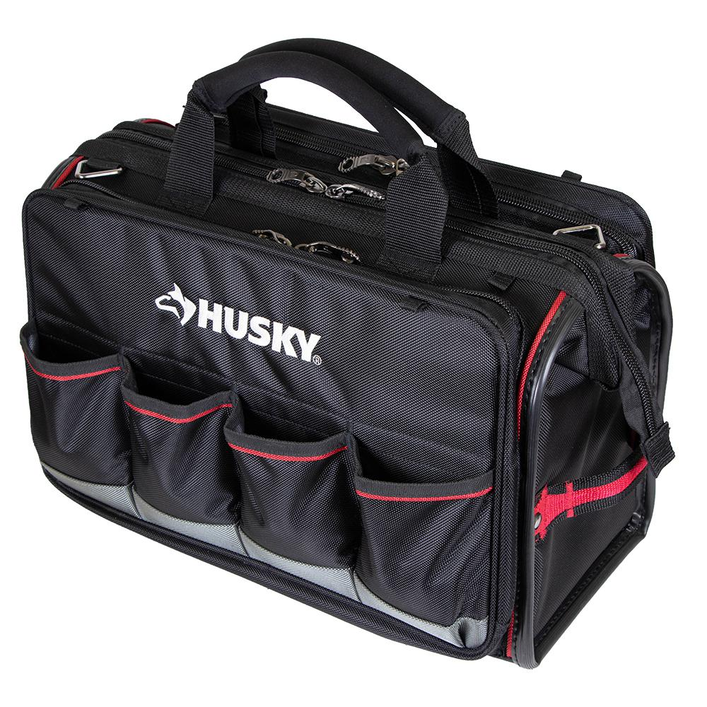 Husky 18 in. Total Tech Tool Bag