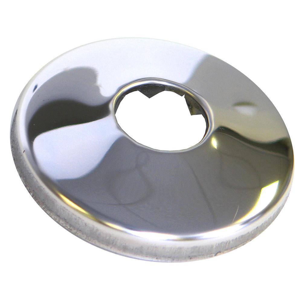 Shower Arm Flange Chrome (10-Pack)