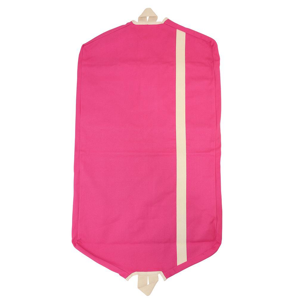 Hot Pink Garment Bag