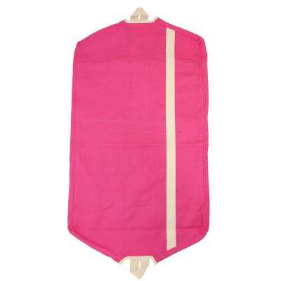 Hot Pink Garment Bag