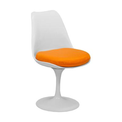 Lily Modern Orange Dining Side Chair