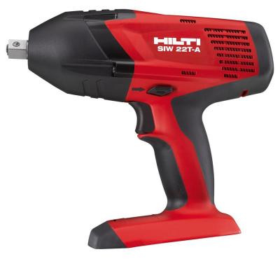 22-Volt Lithium-Ion Cordless 1/2 in. Impact Wrench SIW 22T Tool Body